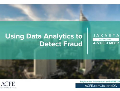 Using Data Analytics To Detect Fraud