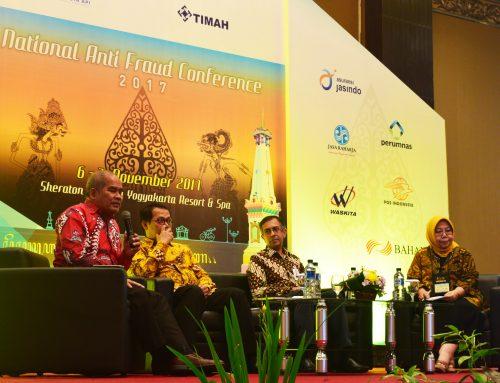 NAFC 2017: Membangun Budaya Anti Fraud di Internal Organisasi
