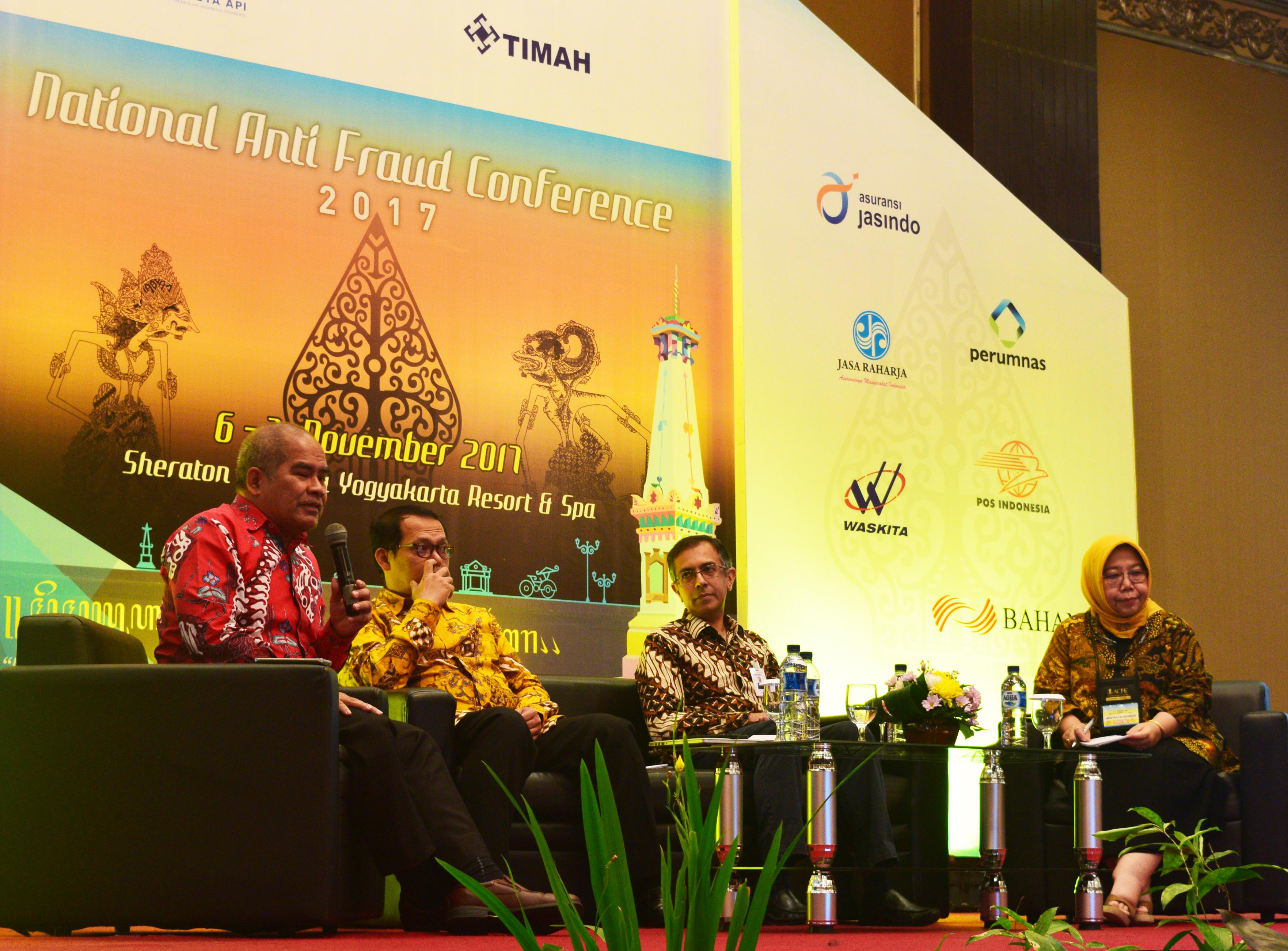 Ki-ka: Amien Sunaryadi, Agus Joko Pramono, Sanjay Naraindas Bharwani, dan Meidyah Indreswari