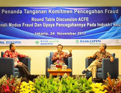 Round Table Discussion : Fraud pada Industri Keuangan