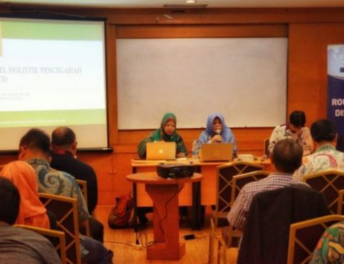 Round Table Discussion : Sharing Hasil Riset Model Holistic Pencegahan Fraud