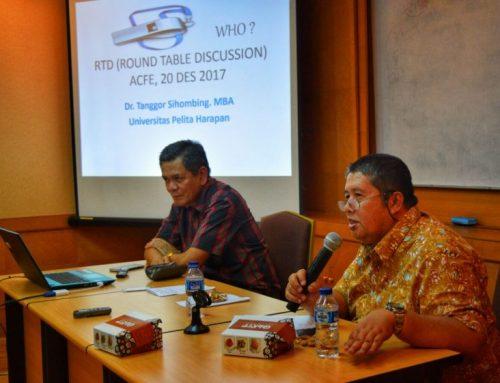 Whistleblowing System Discussion di RTD Penutup Tahun