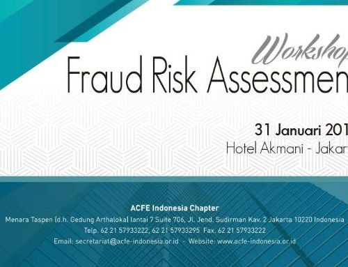 Workshop Fraud Risk Assessment