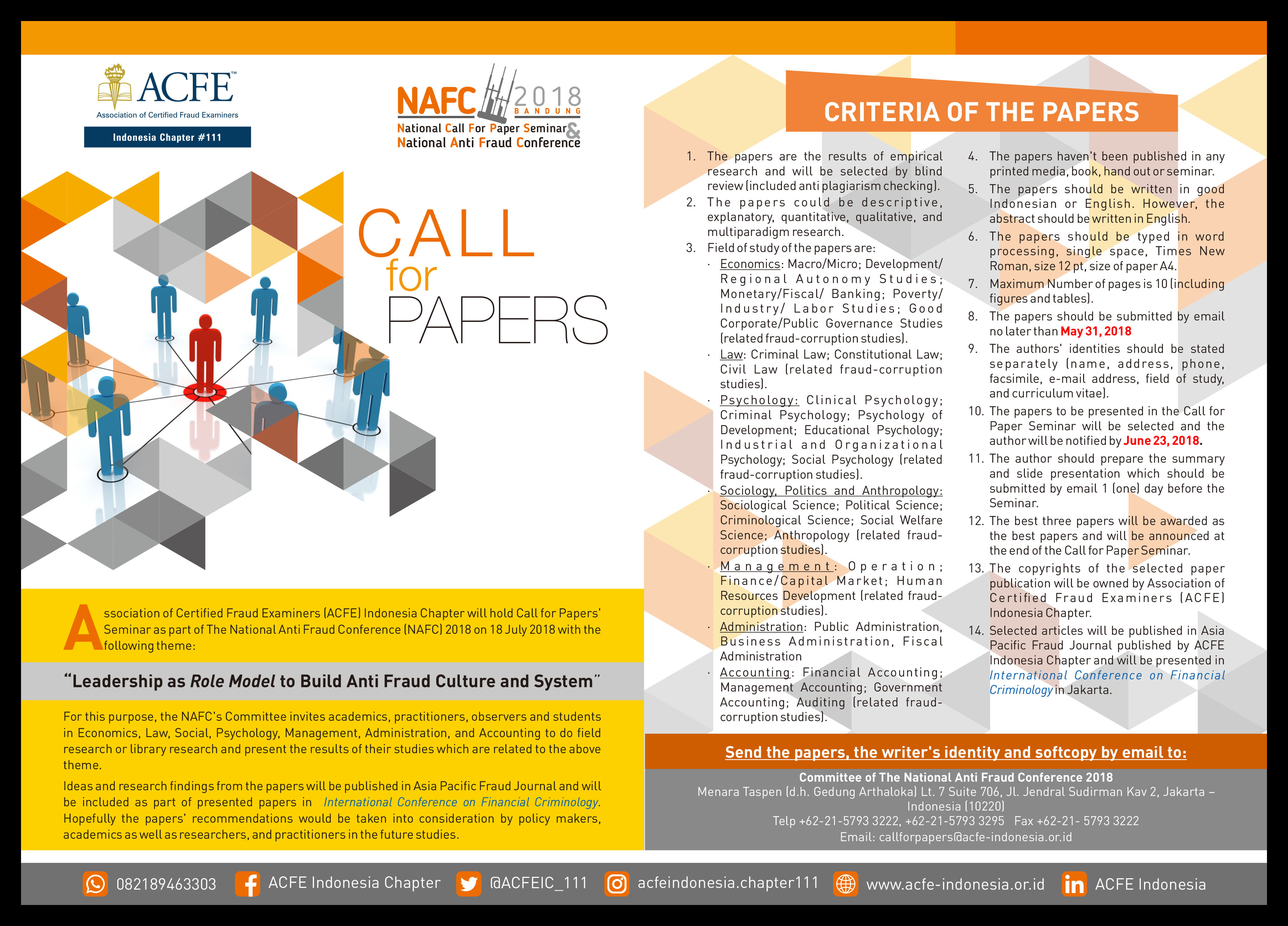 Acfe indonesia page 2 acfe indonesia chapter featured slider kegiatan nafc news 1betcityfo Images