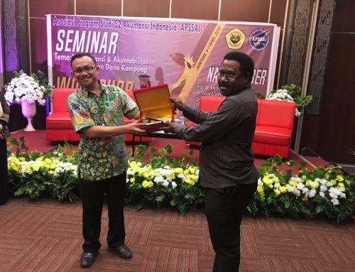 """Kuliah Umum """"Implementasi Akuntansi Forensik dalam Upaya Memberantas Praktek Fraud di Indonesia"""""""