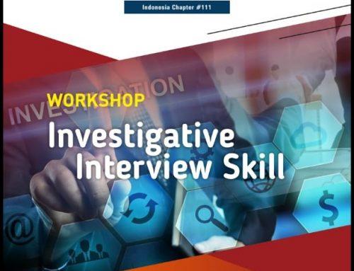 Workshop Investigative Interview Skill