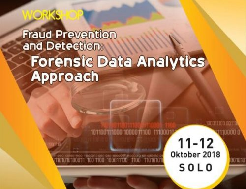 "Workshop Fraud Prevention and Detection: "" Forensic Data Analytics Approach"""