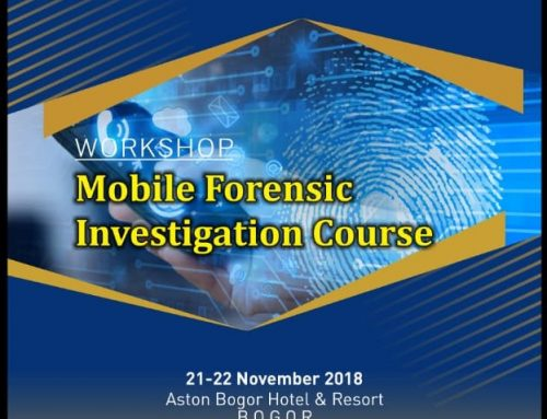 Workshop Mobile Forensic Investigation Course