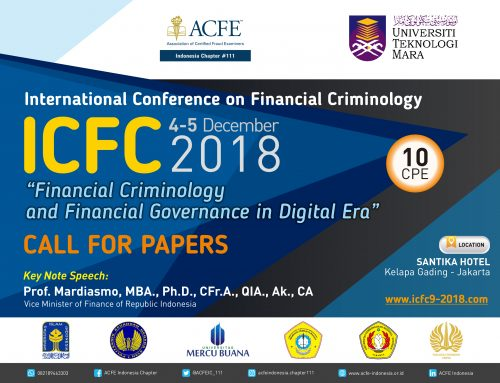 International Conference on Financial Criminology (ICFC) 2018
