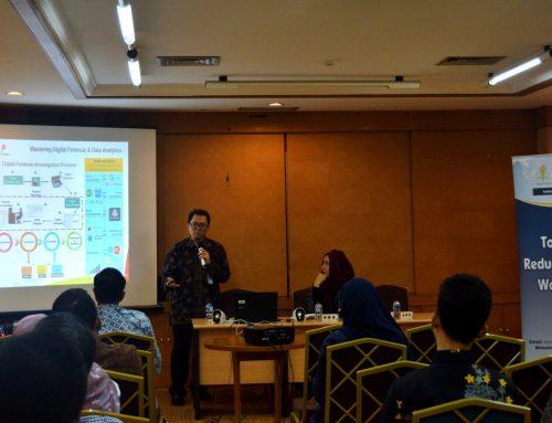 RTD Januari 2019 : Building an Effective Ethics Program