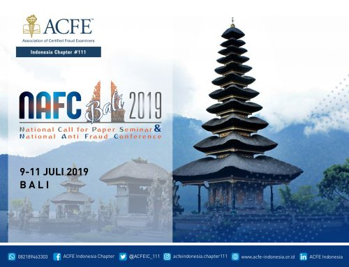 "NAFC ""Nasional Anti Fraud Conference 2019"""