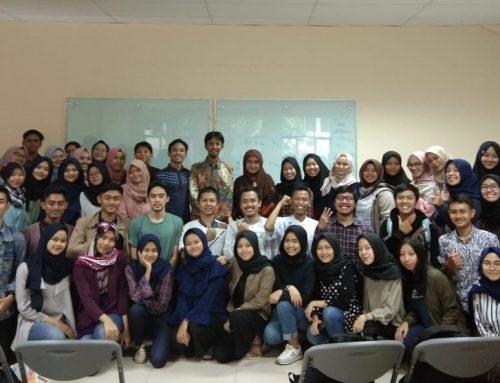 ACFE Goes to Campus : Politeknik Negeri Bandung