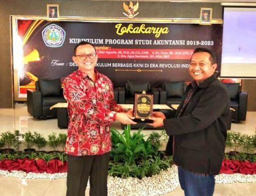 Kontribusi ACFE East Java Region dalam Pengembangan Pendidikan Akuntansi STIE Widya Gama Lumajang