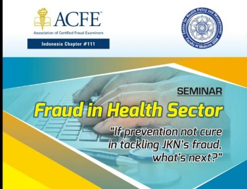 Seminar Fraud in Health Sector