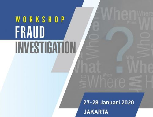 Workshop Fraud Investigation
