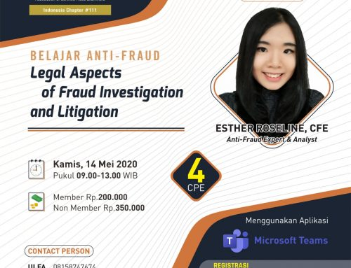 Legal Aspects of Fraud Investigation and Litigation
