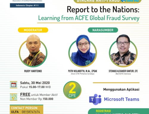 Report to the National:  Learning from ACFE Global Fraud Survey