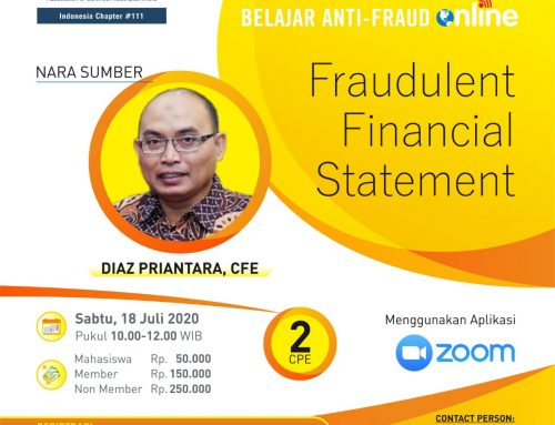 Fraudulent Financial Statement