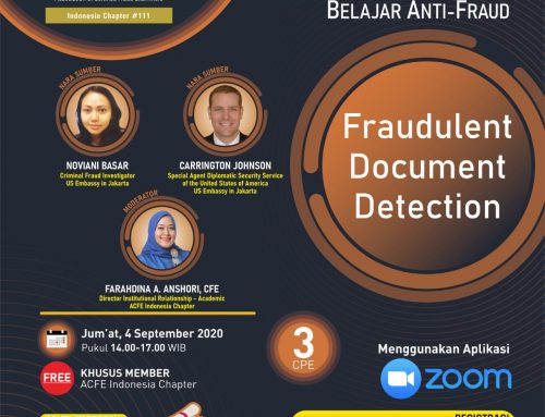 Belajar Anti-Fraud – Fraudulent Document Detection