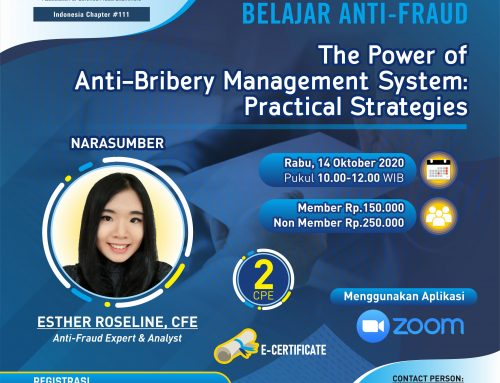 The Power Of Anti-Bribery Management System : Practical Strategies