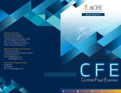 CFE (Certified Fraud Examiner)