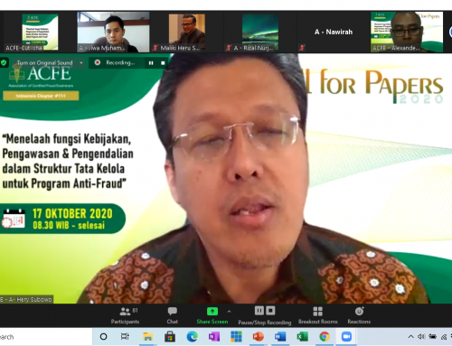 ACFE Indonesia Call For Papers 2020 :  Coaching Clinic dan Pengumuman Pemenang