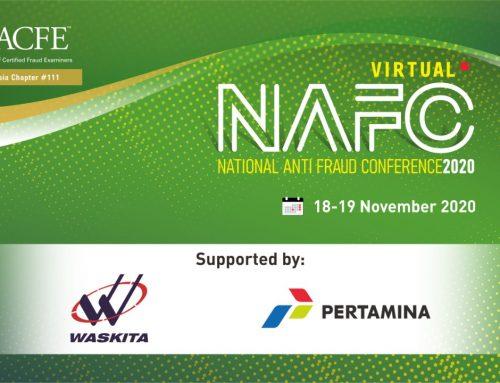 NAFC 2020 – Bencana korupsi vs Korupsi bencana