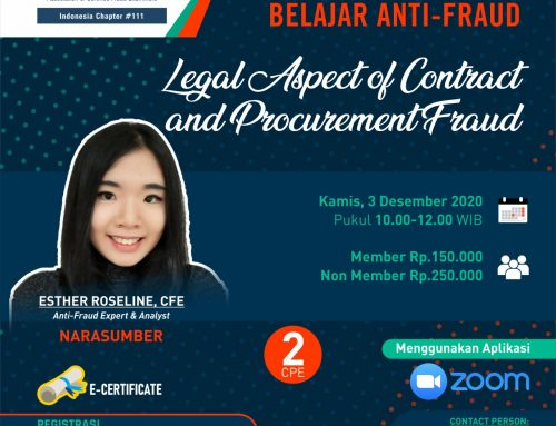 "BAF ""Legal Aspect of Contract and Procurement Fraud"""