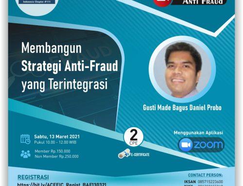 Membangun Strategi Anti-Fraud yang Terintegrasi