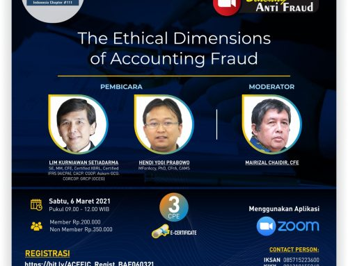 The Ethical Dimensions of Accounting Fraud