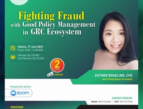 Fighting Fraud with Good Policy Management in GRC Eeosystem
