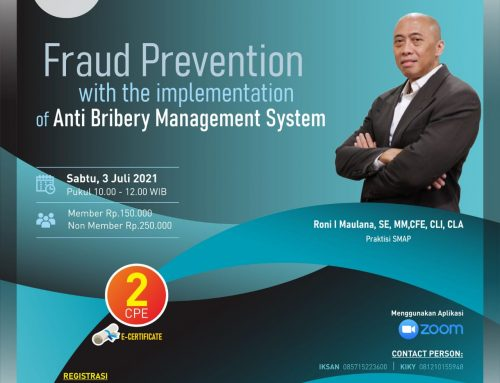 Fraud Prevention With the Implementation of Anti Bribery Management System