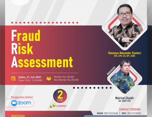 """BAF """"Fraud Risk Assessment"""""""