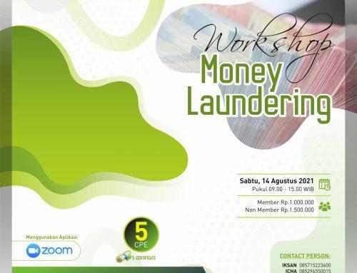 Workshop Money Laundering