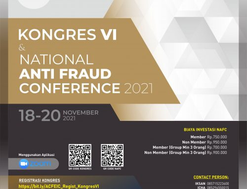 Kongres VI & National Anti Fraud Conference
