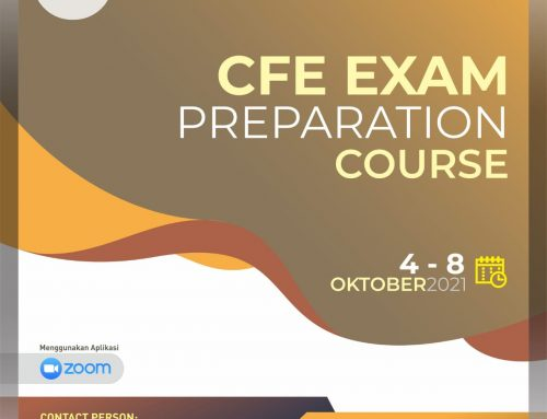 CFE EXAM PREPARATION COURSE